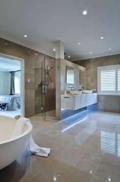 opulent bathroom