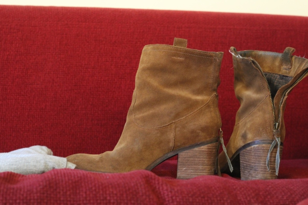 Sam E. Boots. These were actually featured in one of the first IDOP blog posts!