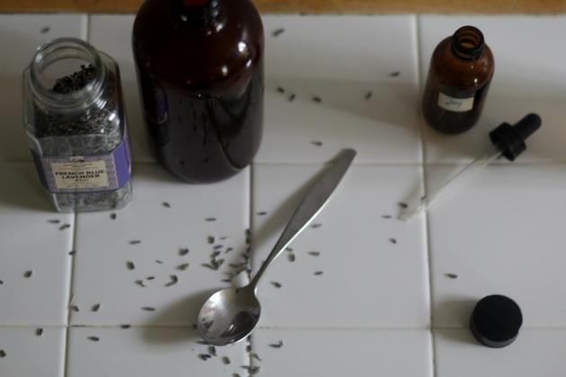 DIY Lavender Toner