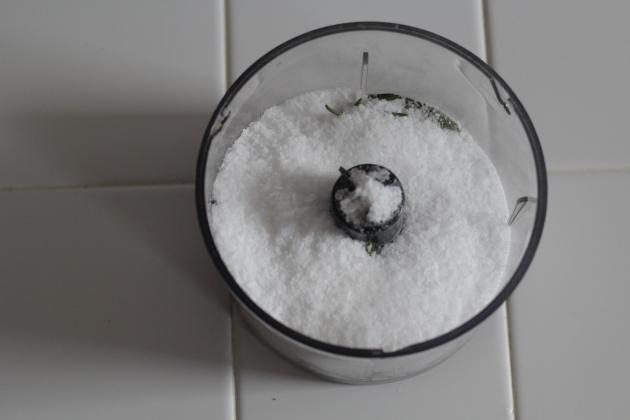 Herbed salt