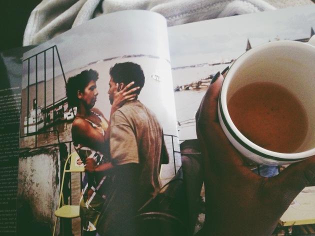 Love Book and Tea